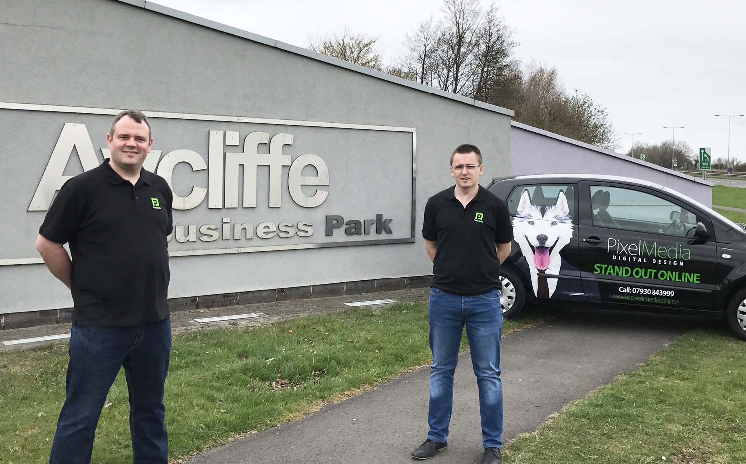 Partnership Opens New Aycliffe Online Business