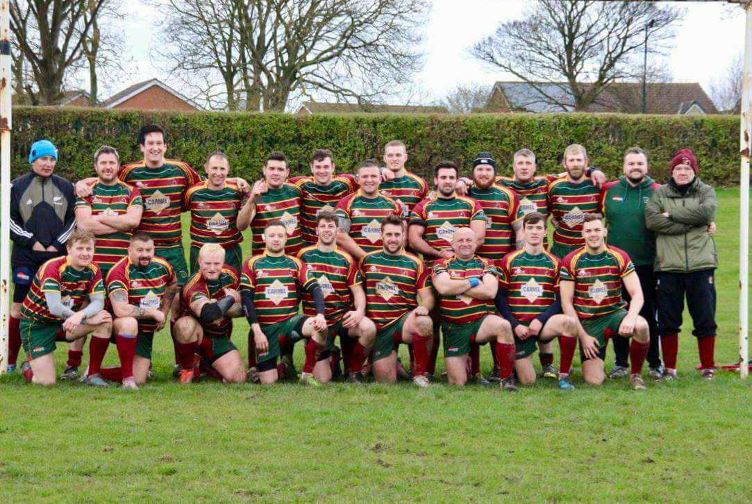Newton Aycliffe Rugby Club Secures Promotion