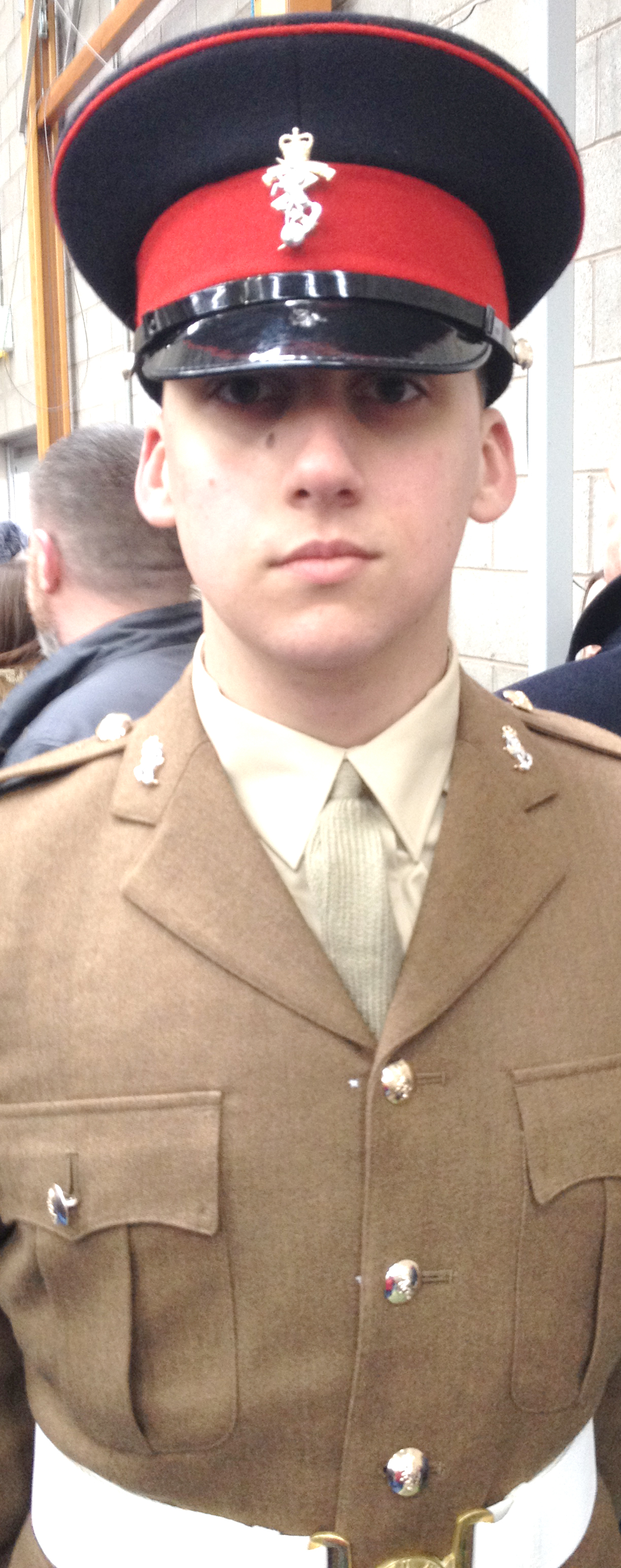 """Aycliffe Junior Soldier """"Passes Out"""""""