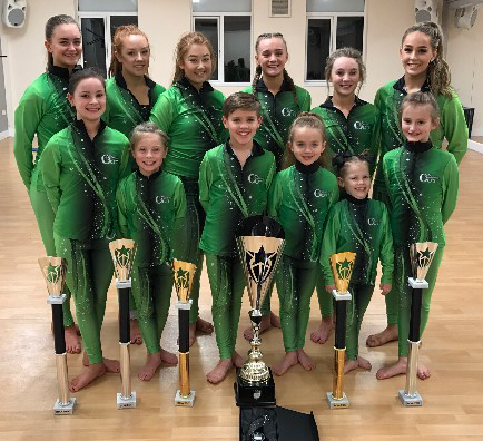 Talented Aycliffe Dancer Wins Trip to Florida