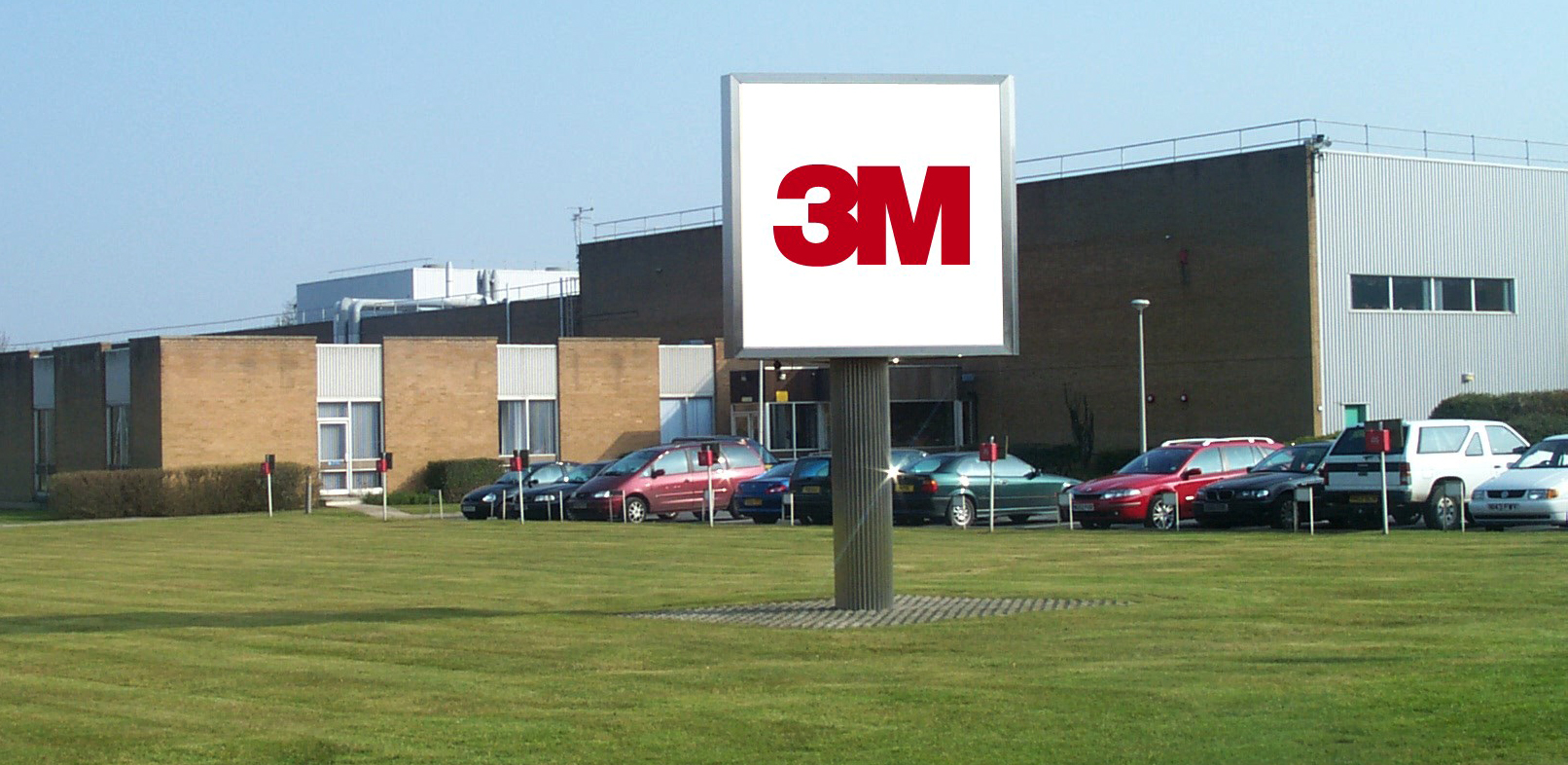 3M Aycliffe in the Top  1%