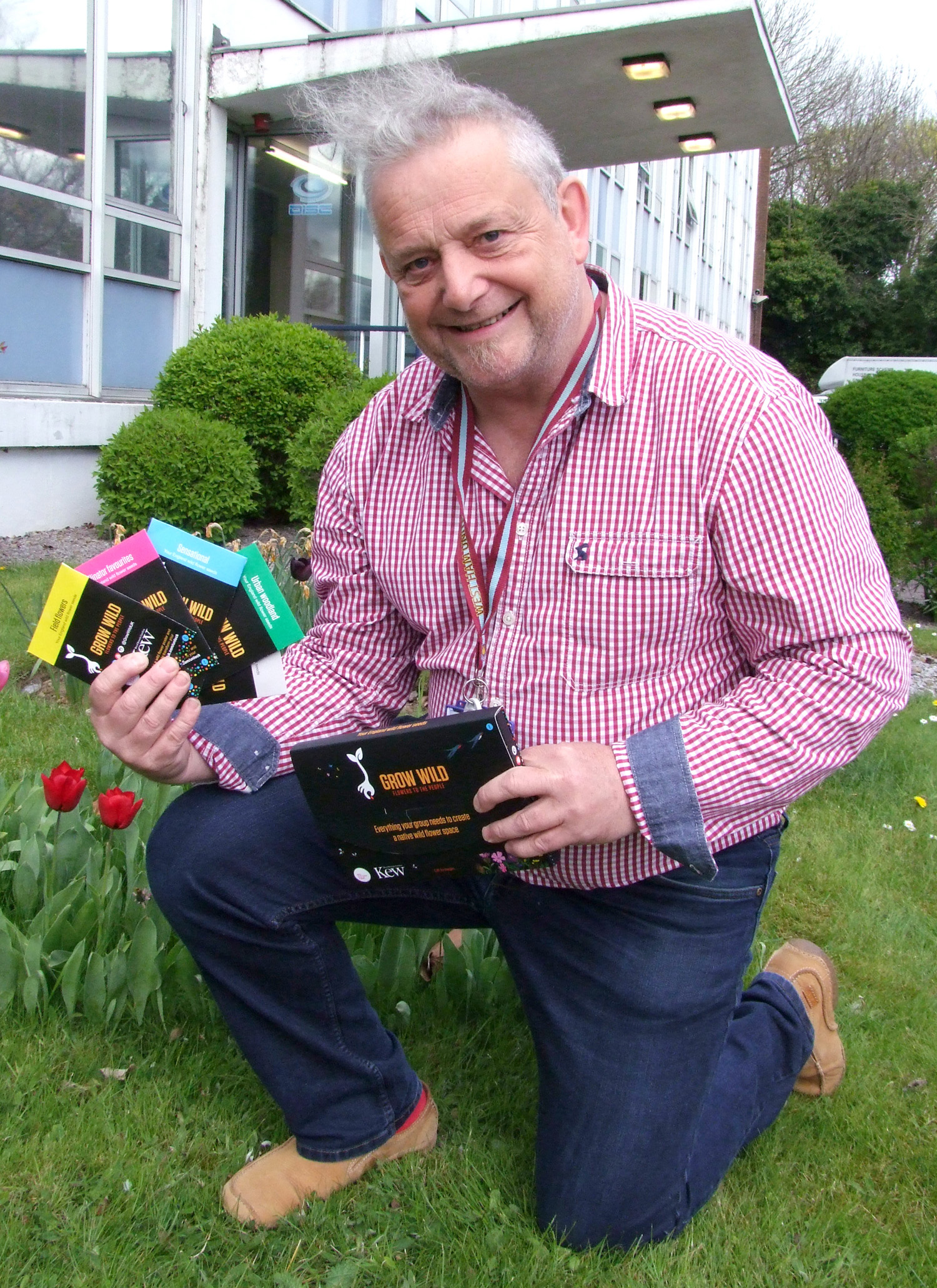 Aycliffe DISC Sows Seeds of Success