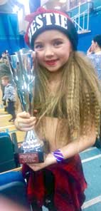 Aycliffe Dancers Streets Ahead in National Finals