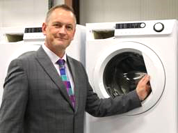 Ebac Start Selling Washing Machines in the Midlands