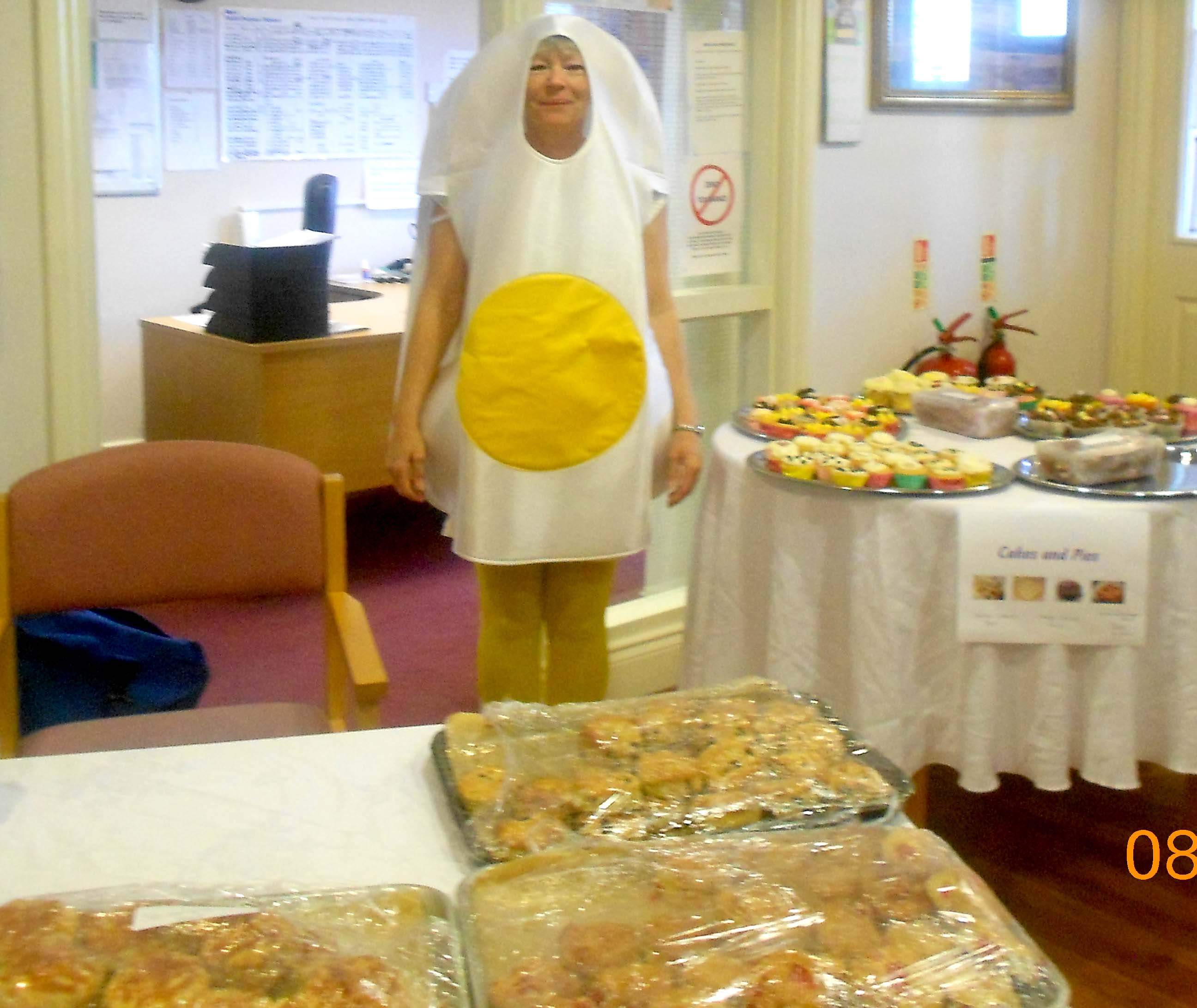 Care Home Easter Fayre