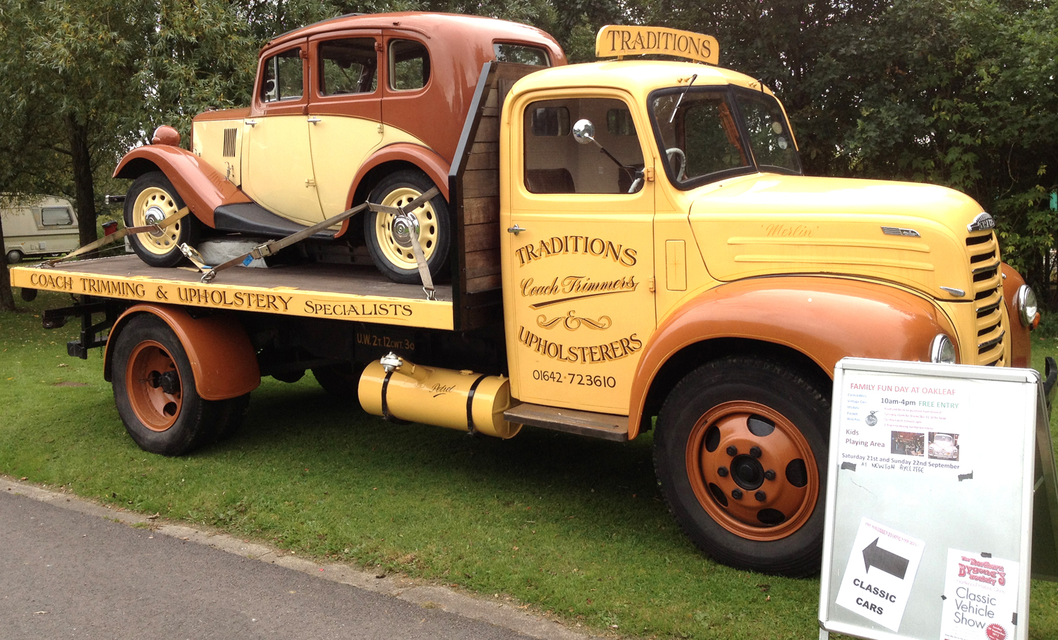 Aycliffe Vintage & Classic Vehicle Show