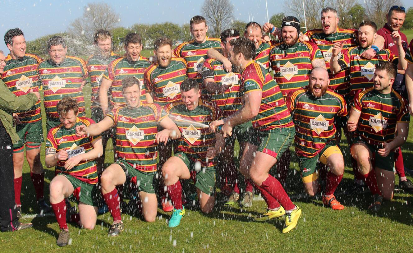 Rugby Club Win Historic League Title