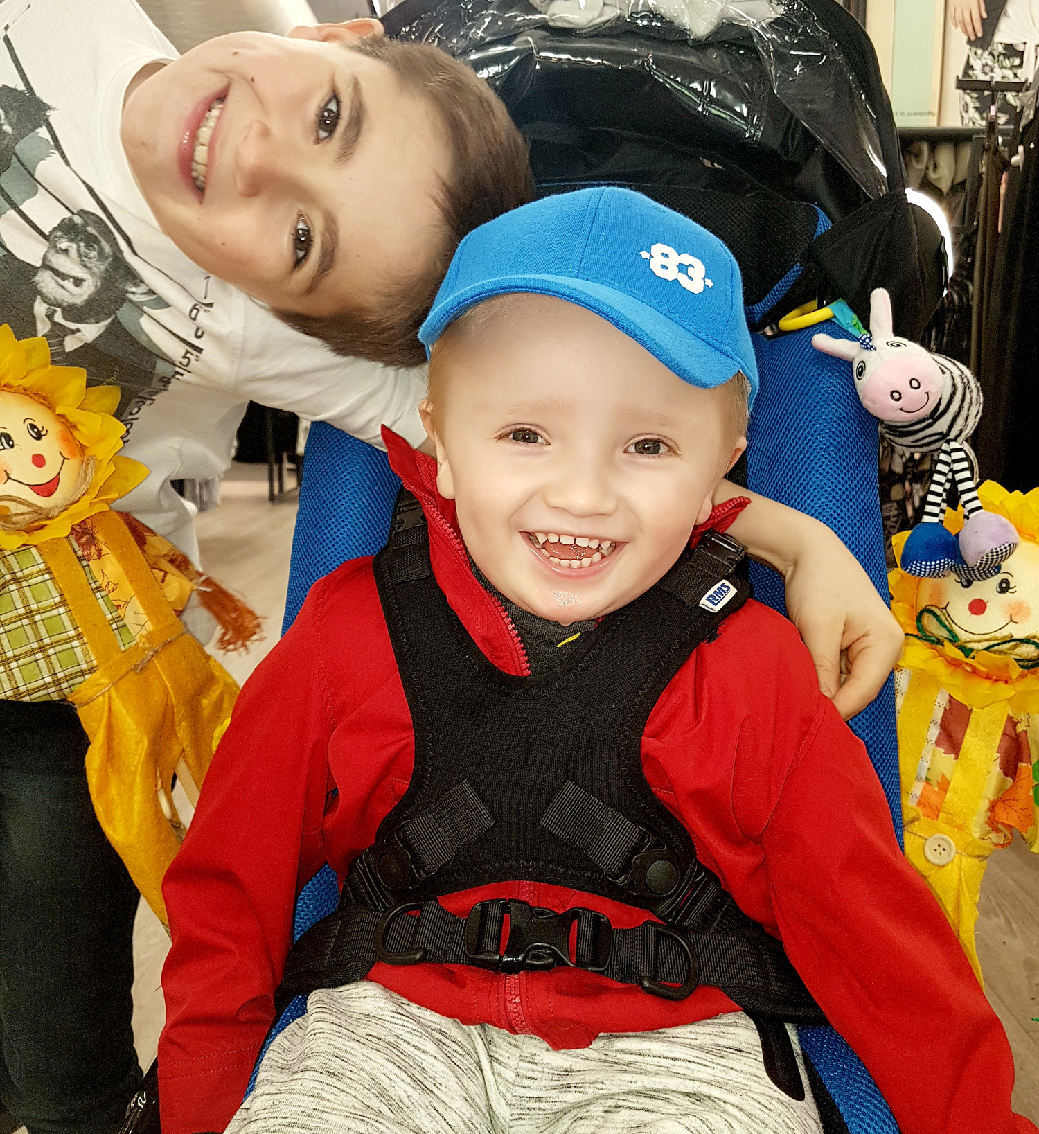 Aycliffe Family Bag Pack for Charity