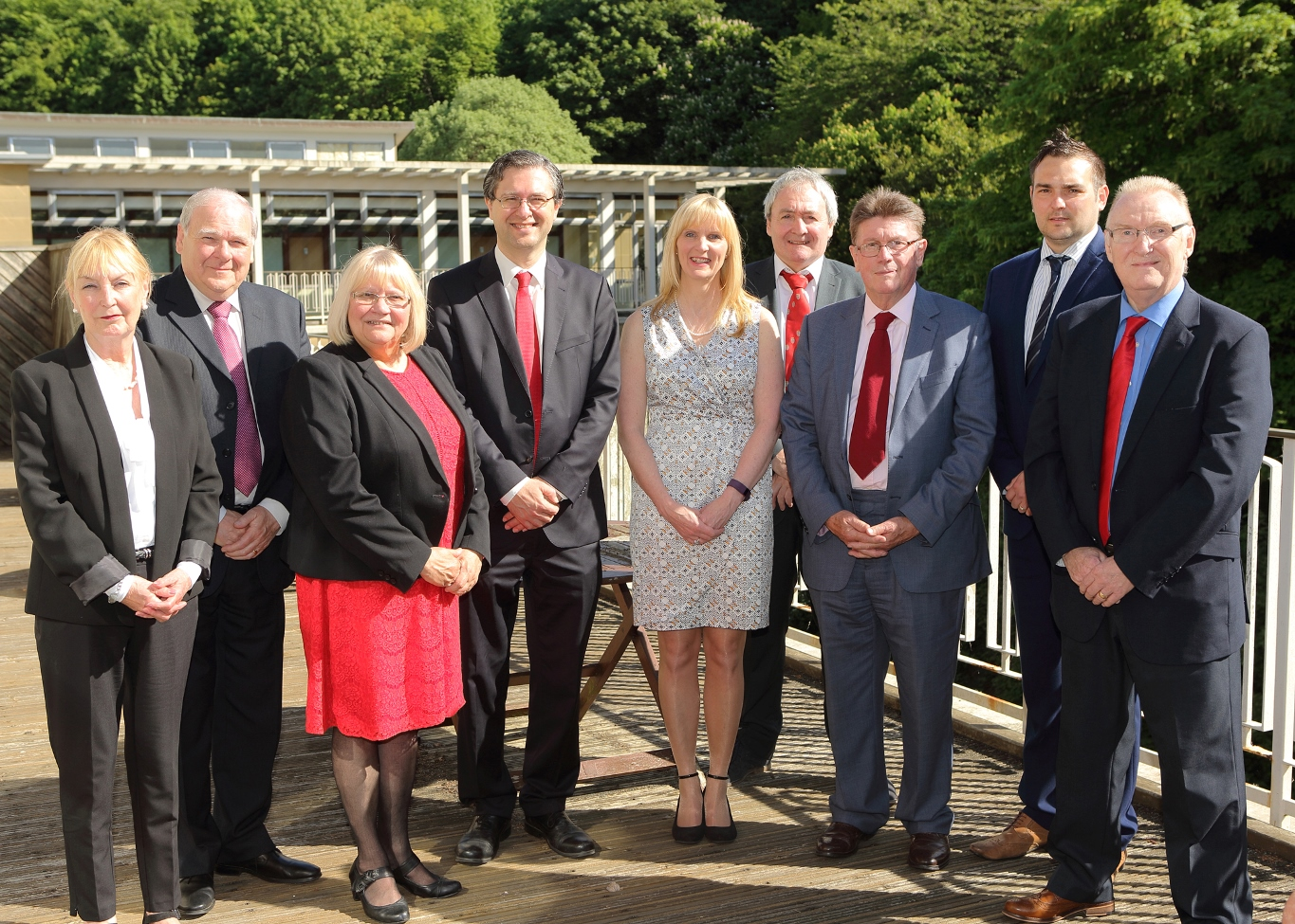 New Cabinet and Chairman Appointed