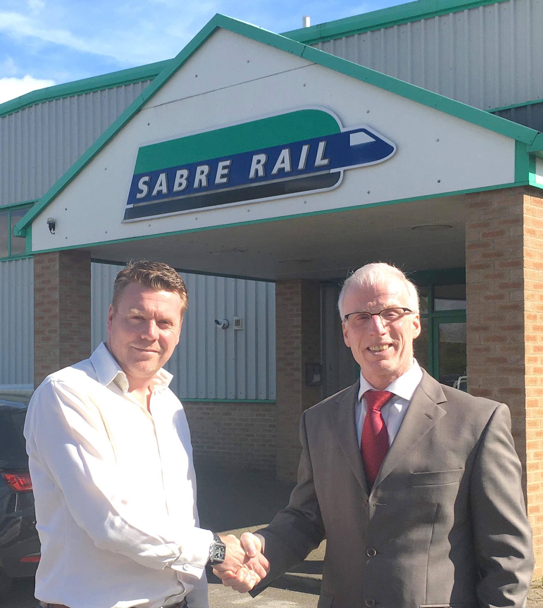 Sabre Rail Announce Senior Organisational Changes
