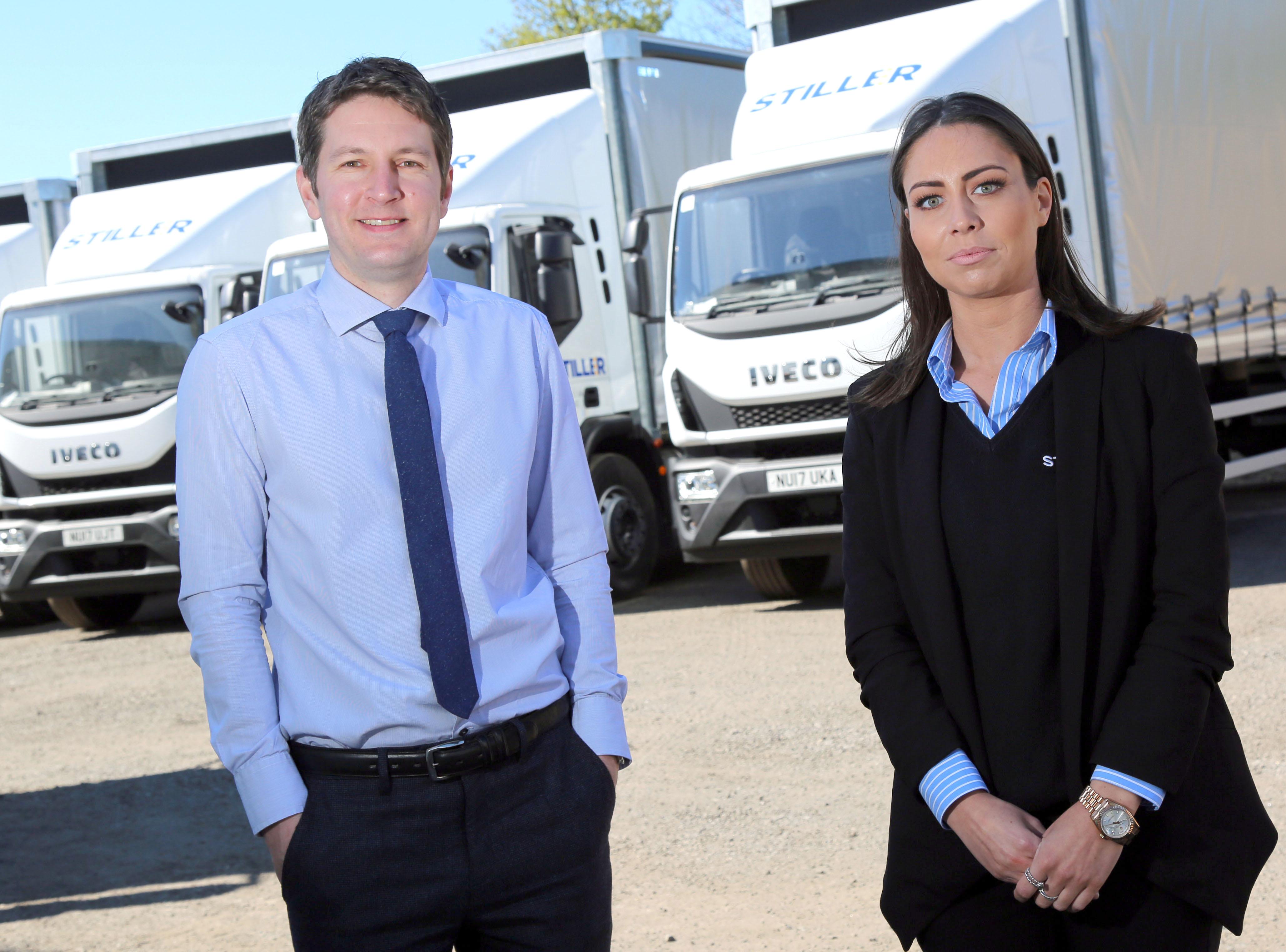 Stiller Invests £280K In New Ultra-Safe Trucks