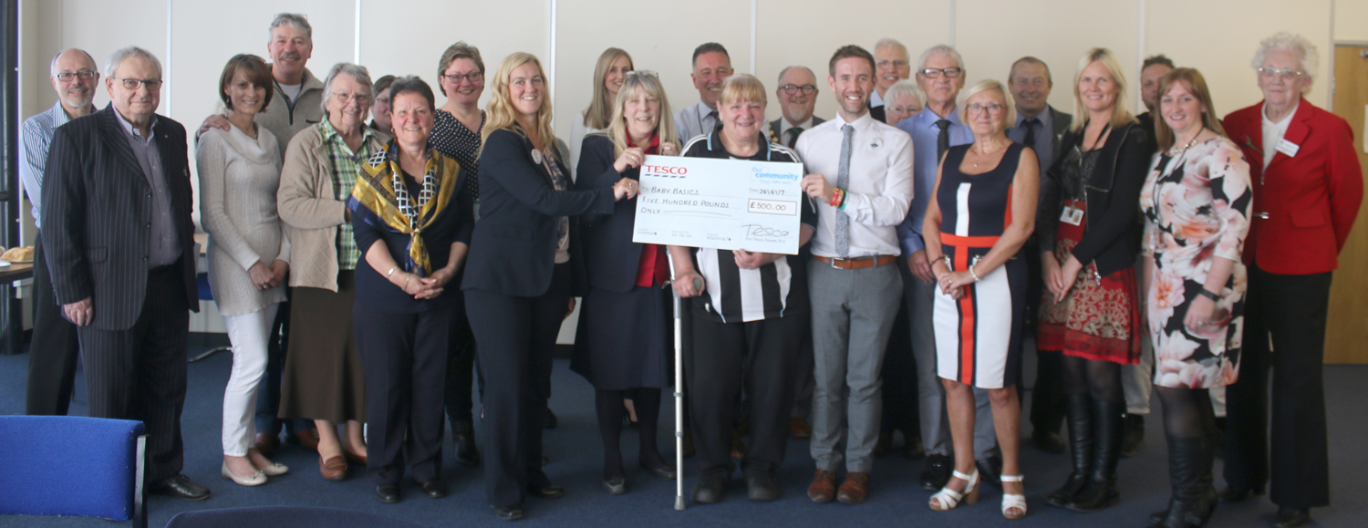 Community Aid Partnership Moves into Fifth Year