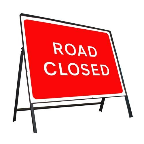 Road Works on St. Cuthbert's