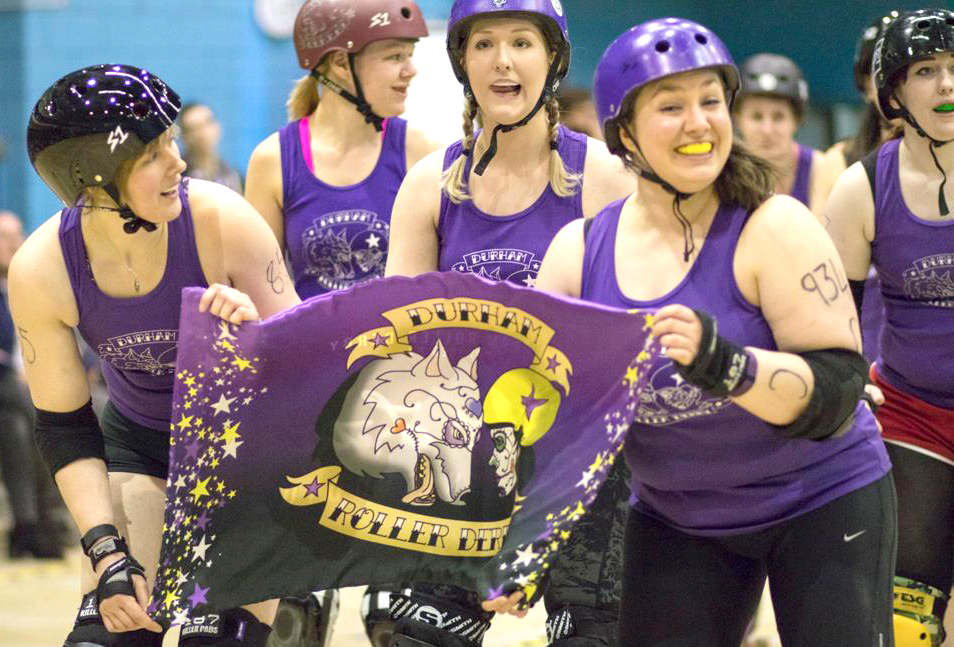 Roller Derby Returns to Newton Aycliffe