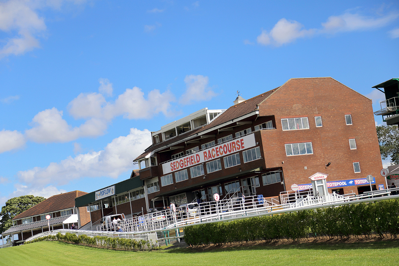 Back to Grass Roots at Sedgefield Racecourse