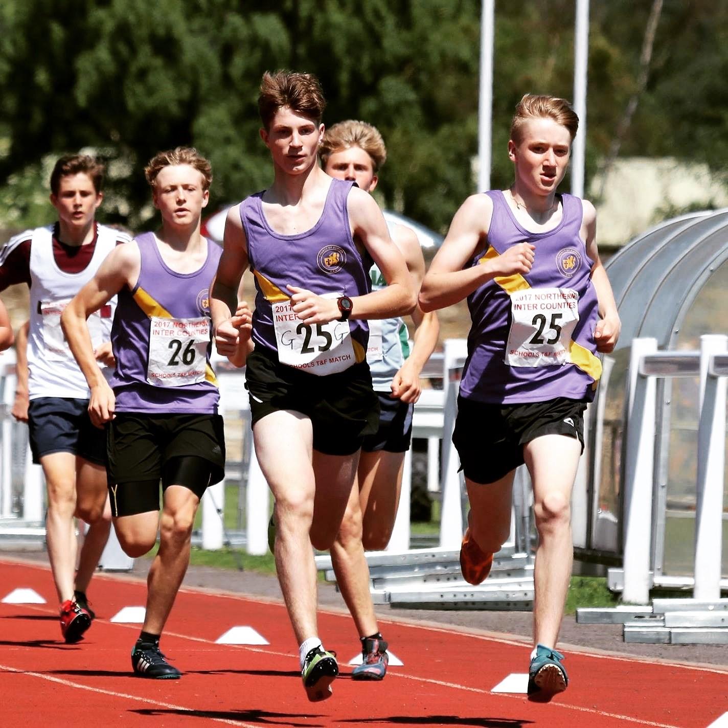 Aycliffe Athletics Star