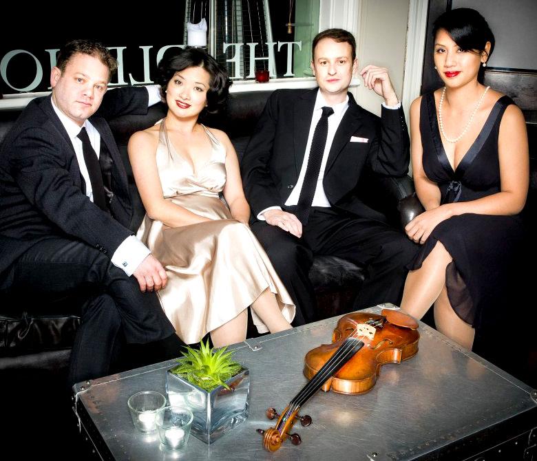 Quartet in Concert