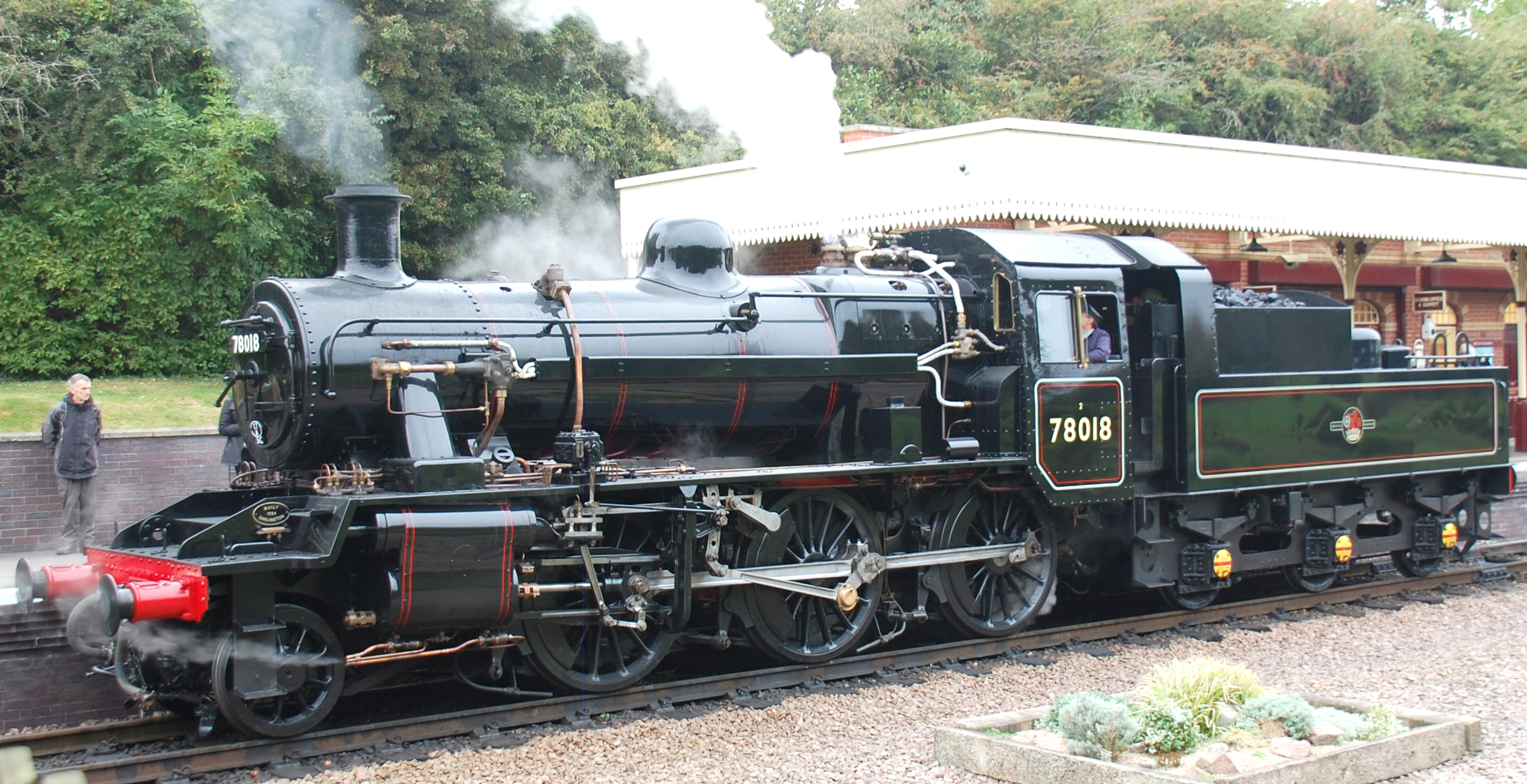 Star Attraction at Loco Steam Gala