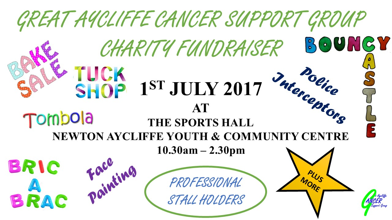 Local Fundraising Events