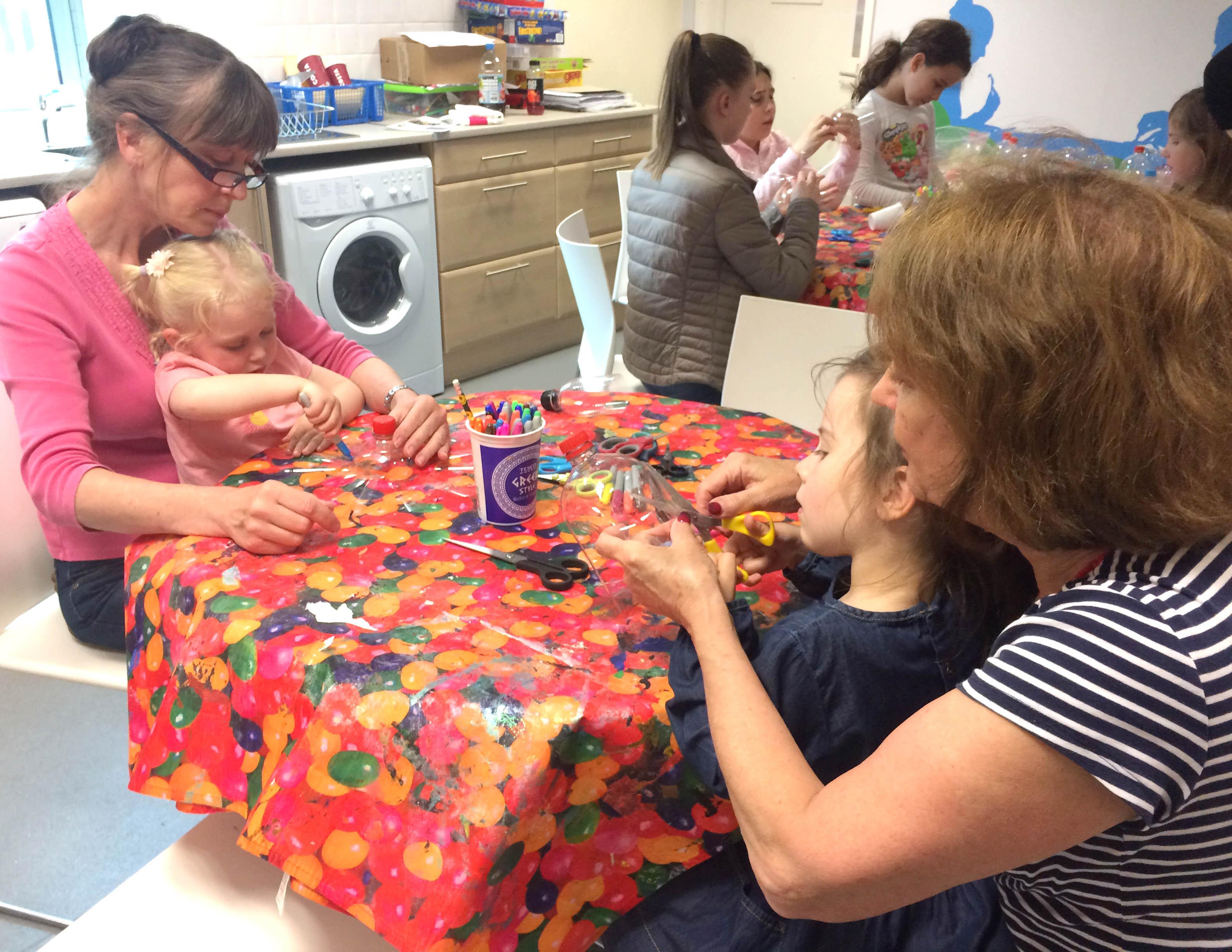 Holiday Activities at Greenfield Arts