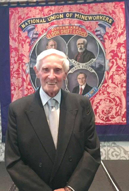 Former Aycliffe MP Lord Derek Foster's 80th Birthday