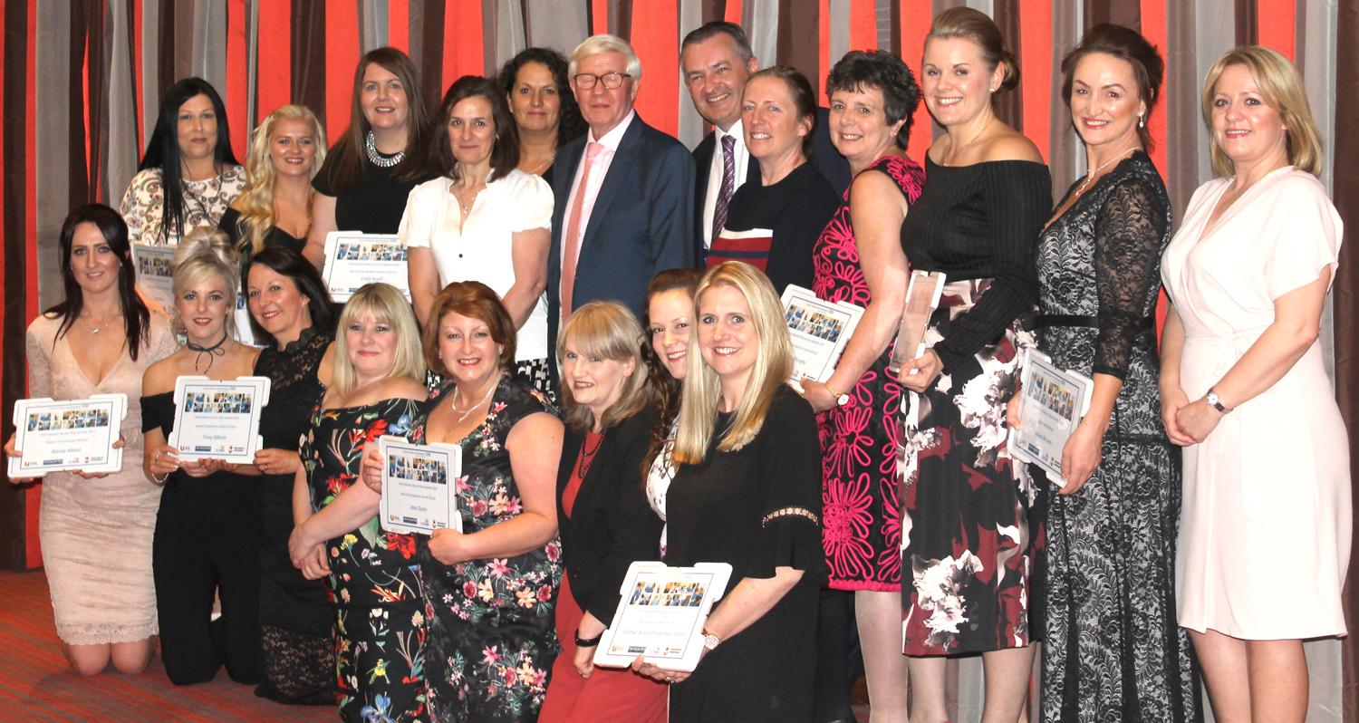 Nurses & Midwives Honoured