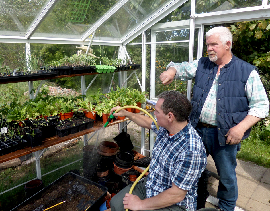'Super Shed' Appeal at PCP for Wheelchair Gardeners