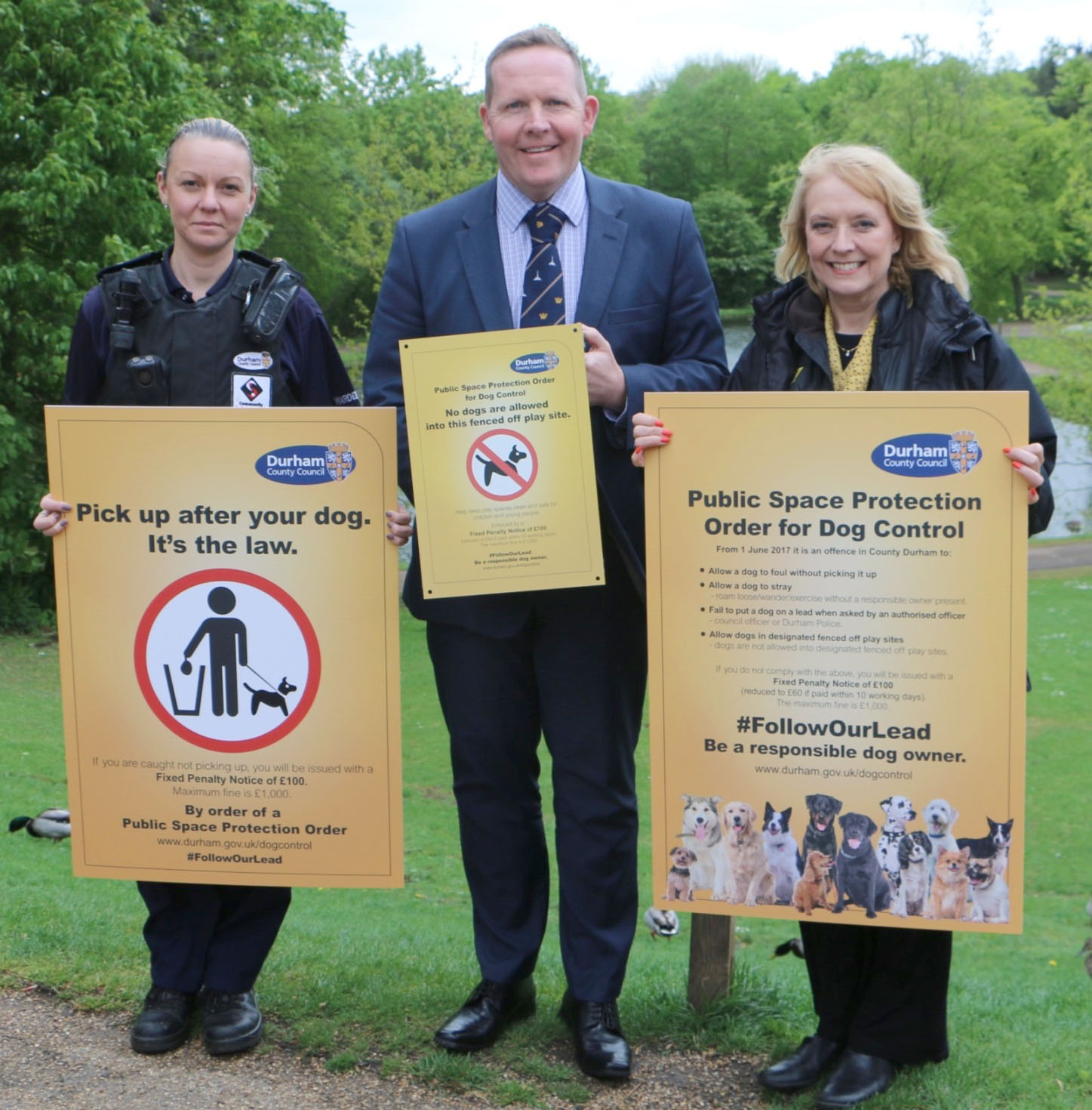New Rules for Dog Owners