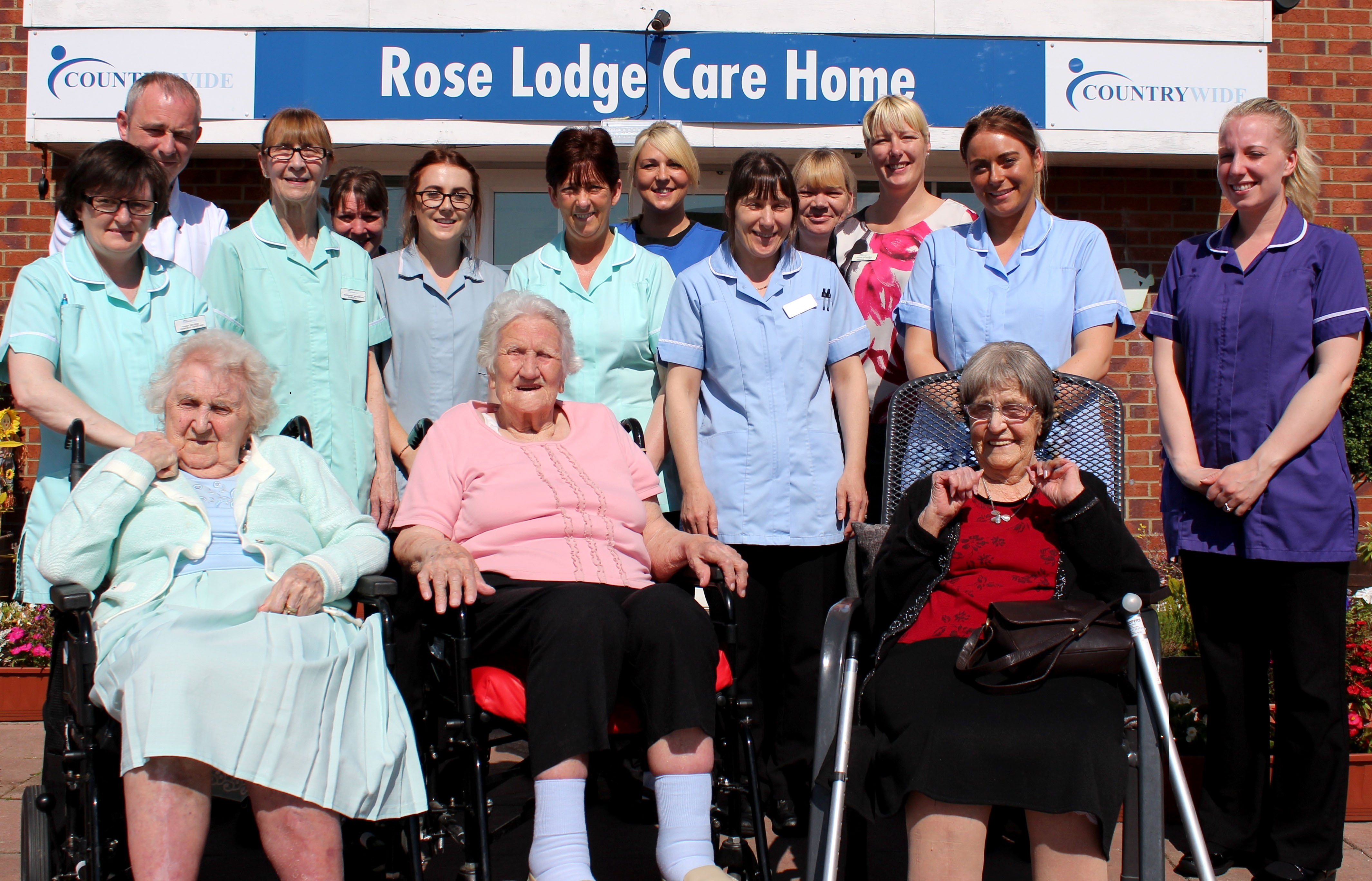 Aycliffe's Rose Lodge 'Home of the Year' Finalist