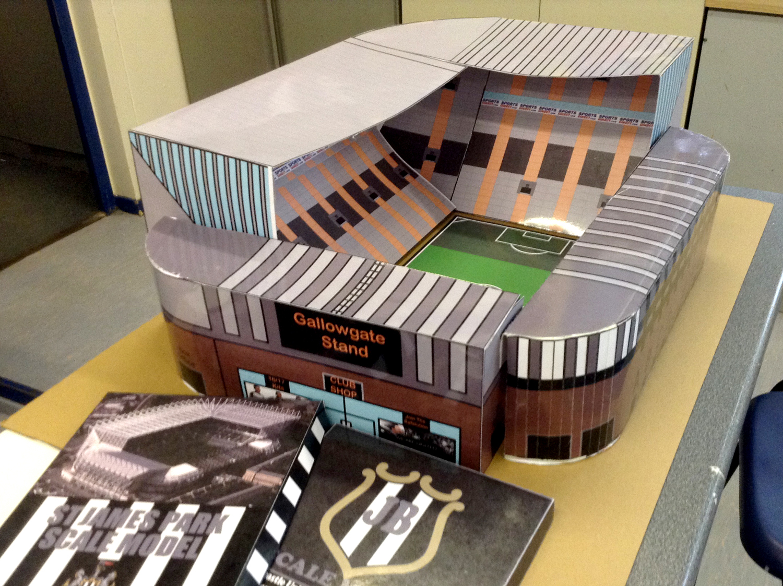 Woodham Students Display GCSE Designs