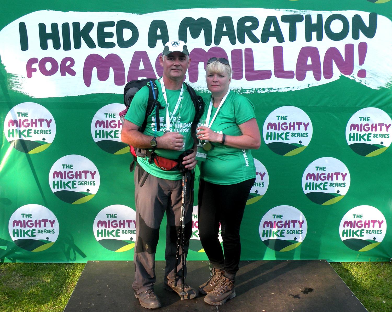 Hike Raised £500
