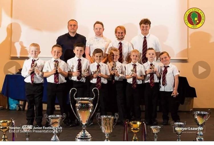 Junior Football Awards