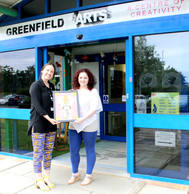 CYL Art Exhibition at Greenfield Gallery