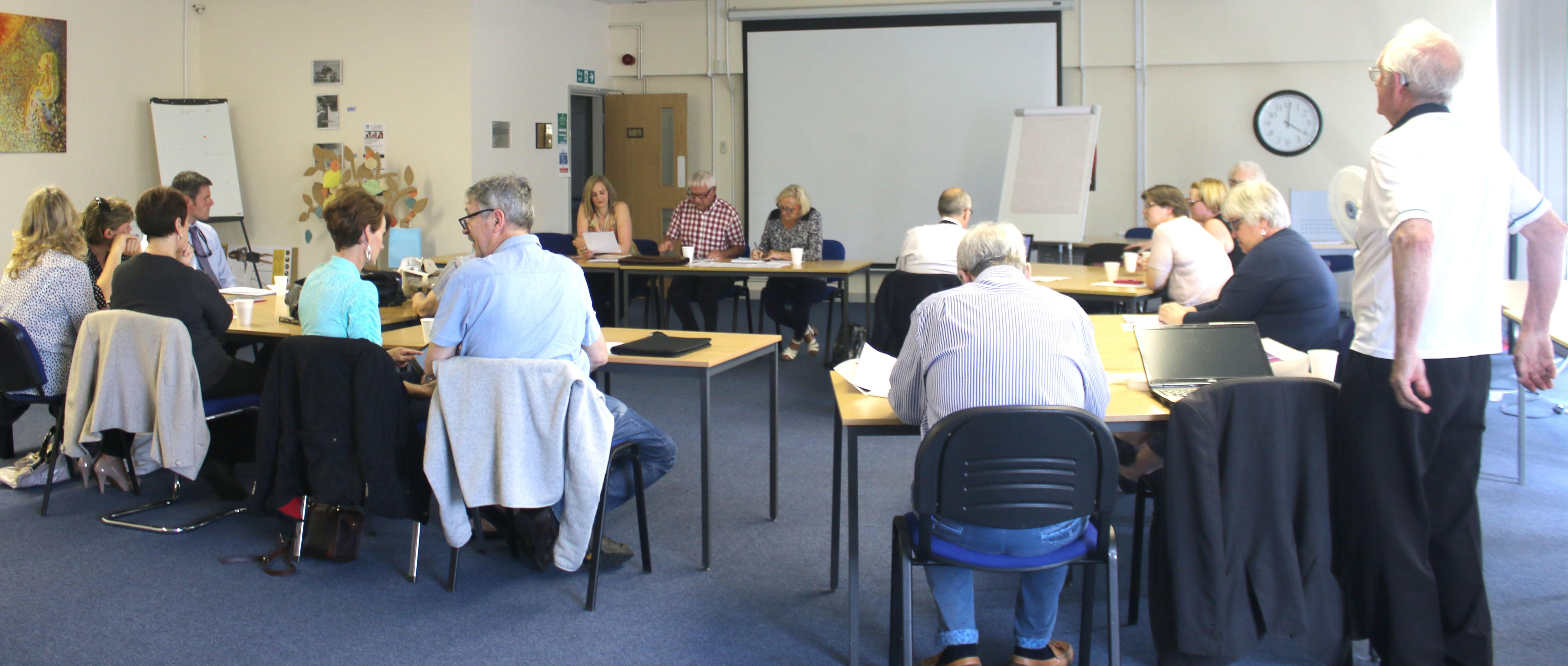 GACAP Meeting Report