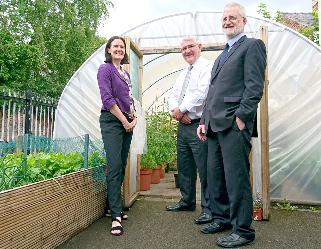 Local Projects Benefit from £150,000 CDCF Funding