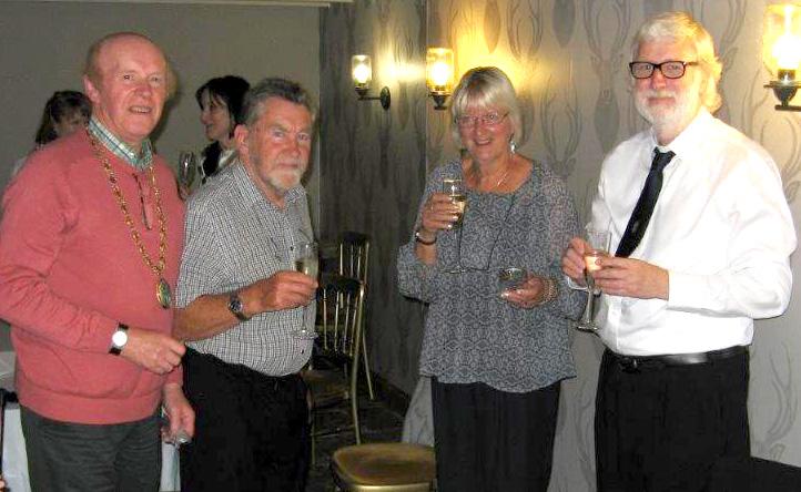 Middridge Honours Past Parish Councillors