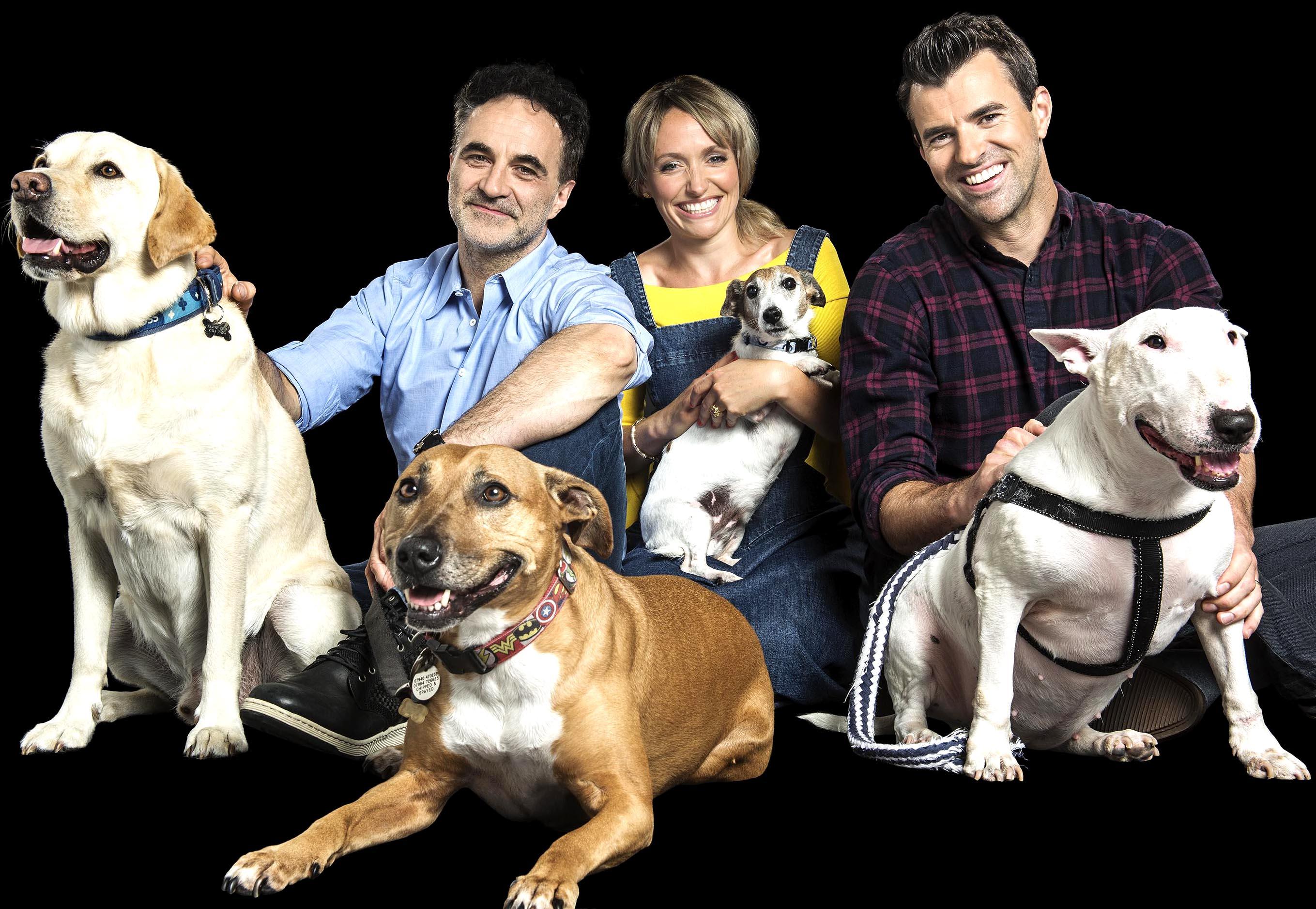 TV Programme Promotes Rescue Animals