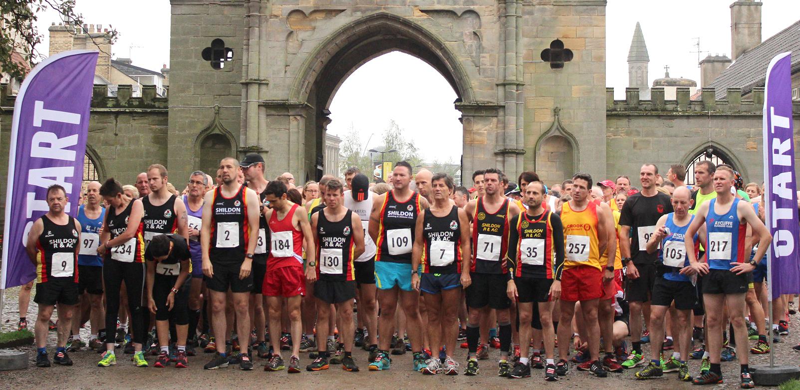 Auckland Castle Trail Race