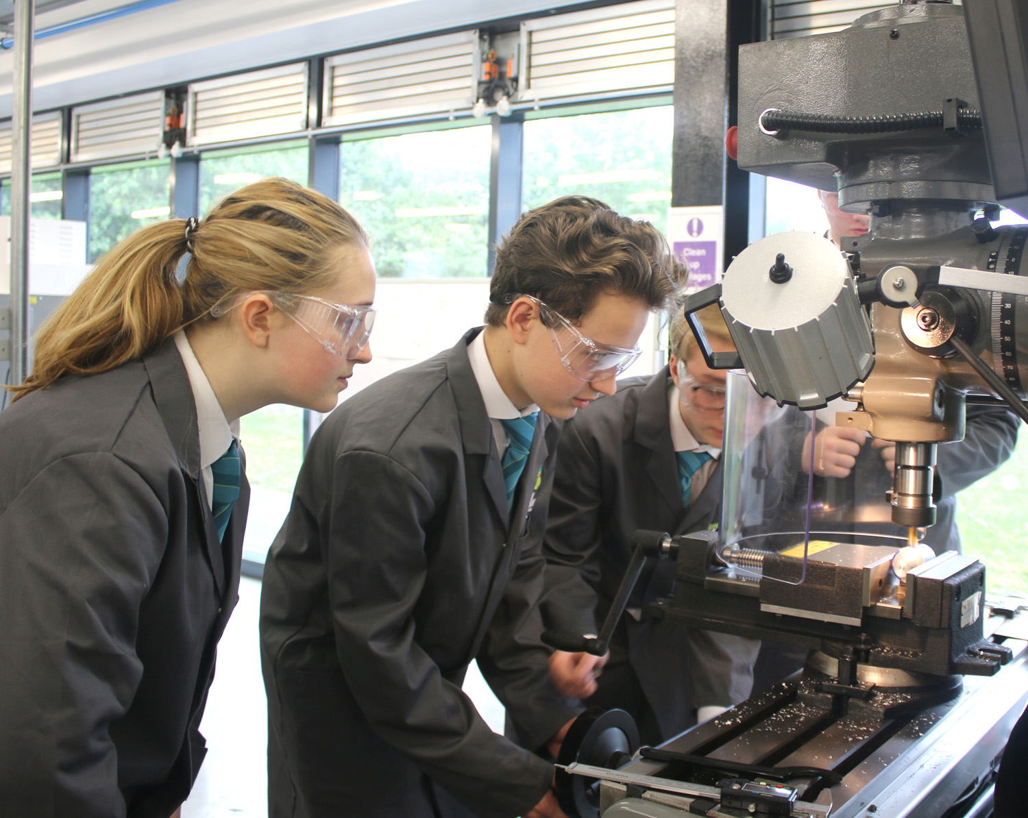UTC Bridges Gap Between Education & Industry