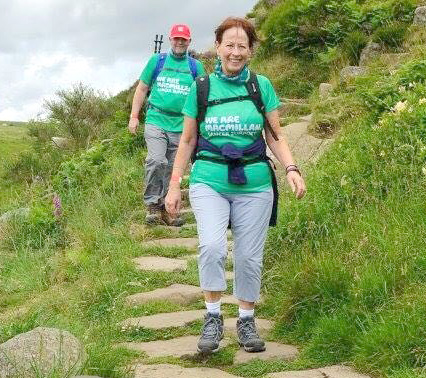 Hike Raised £1000