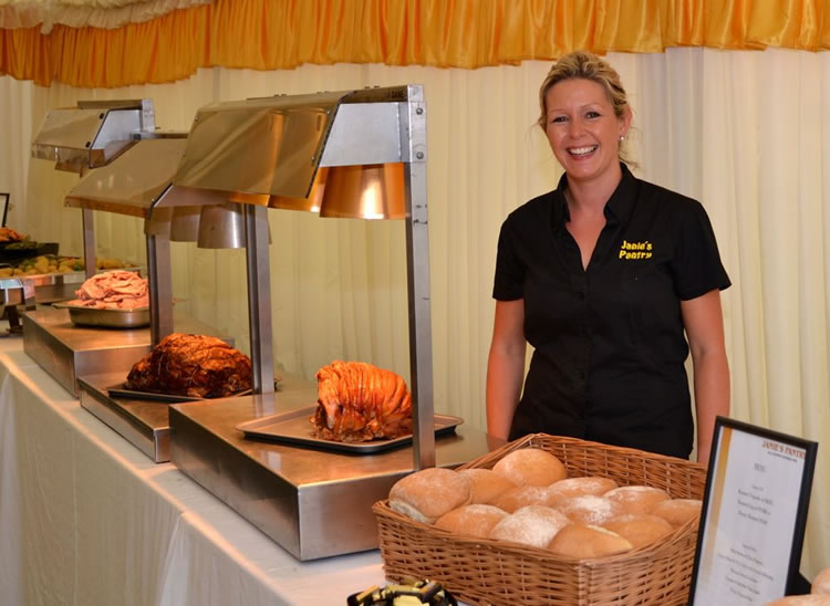 Specialist Outside Caterer for all Events