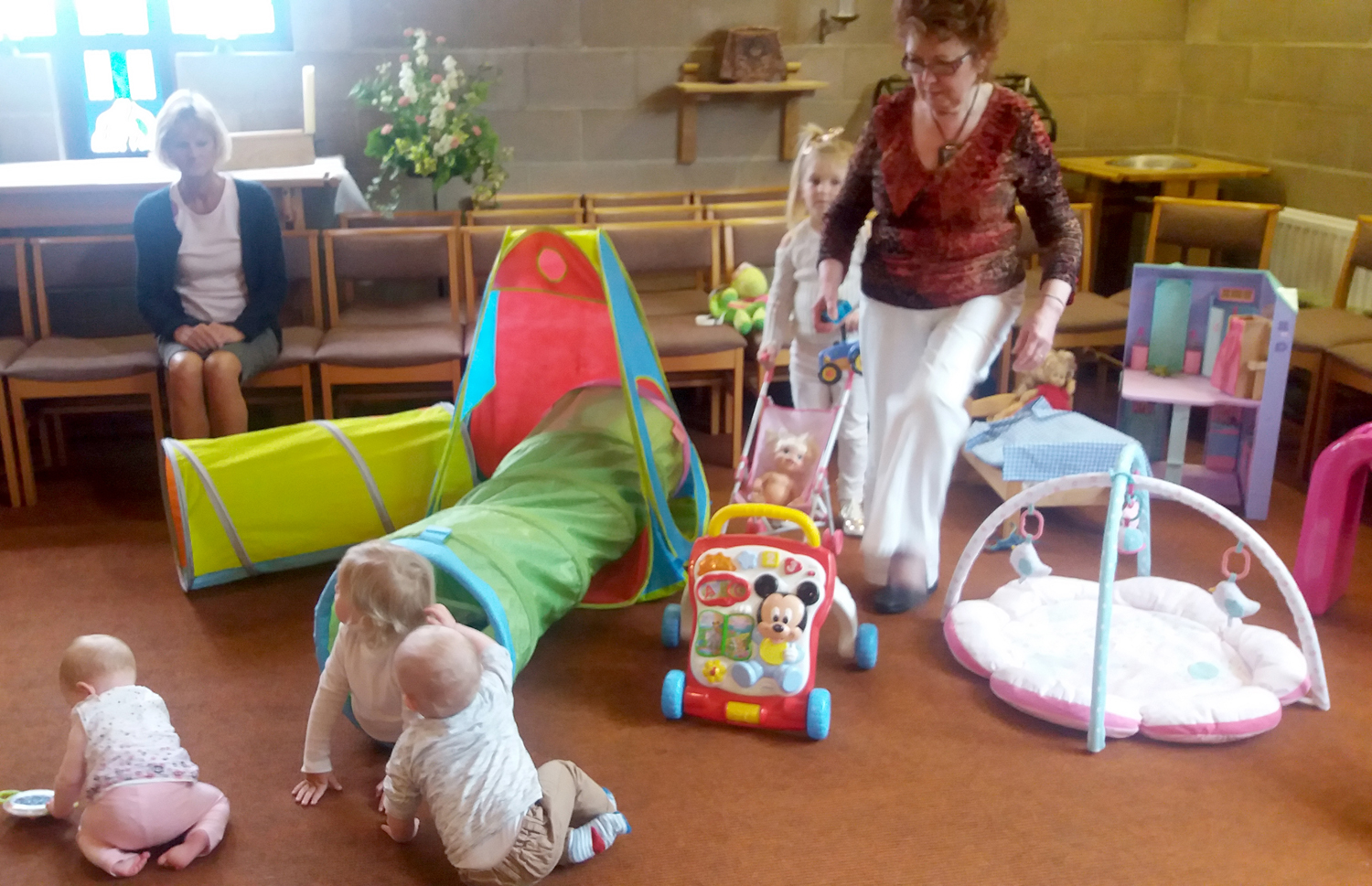 Free Places for Toddlers