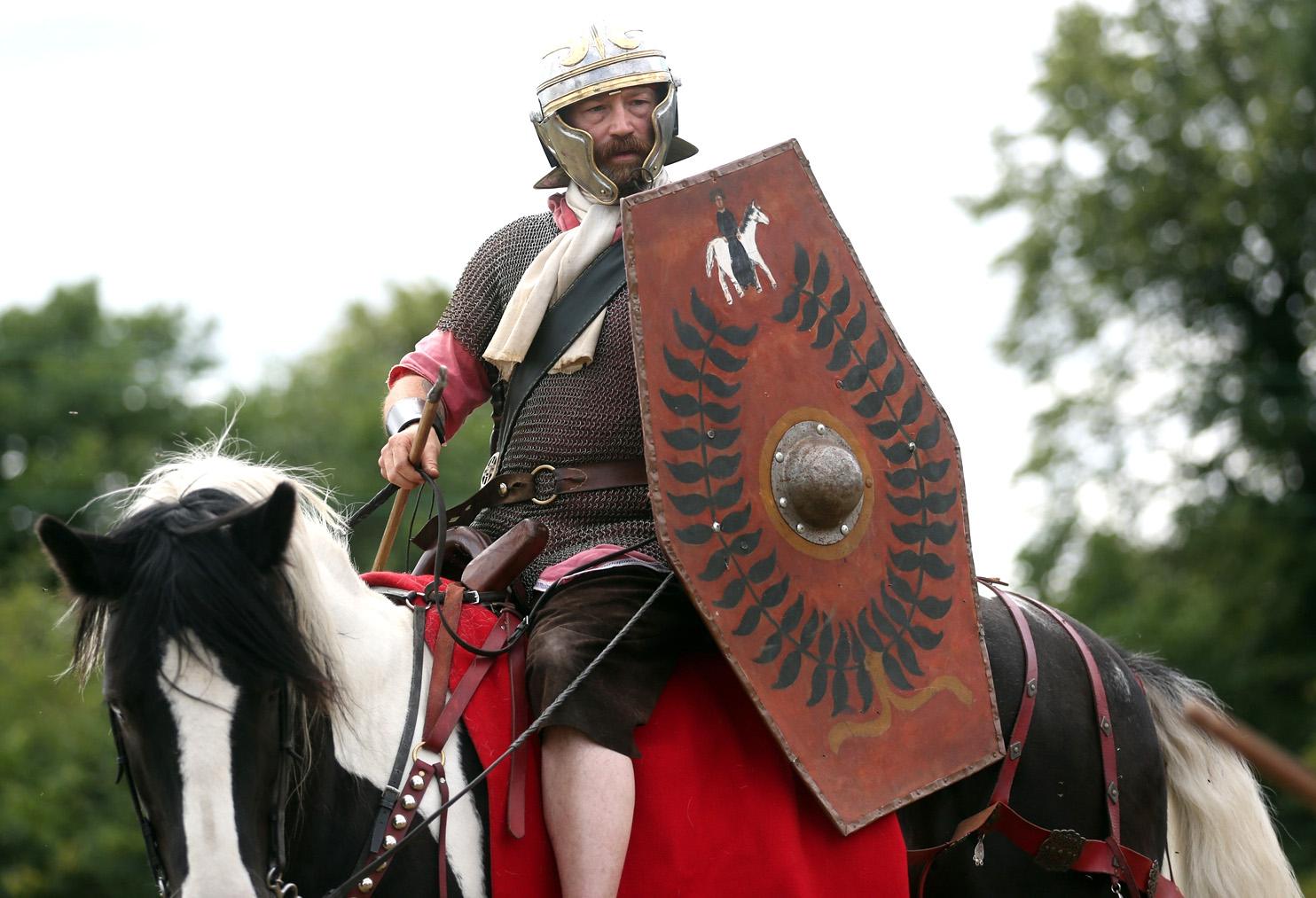 Romans Return to Binchester