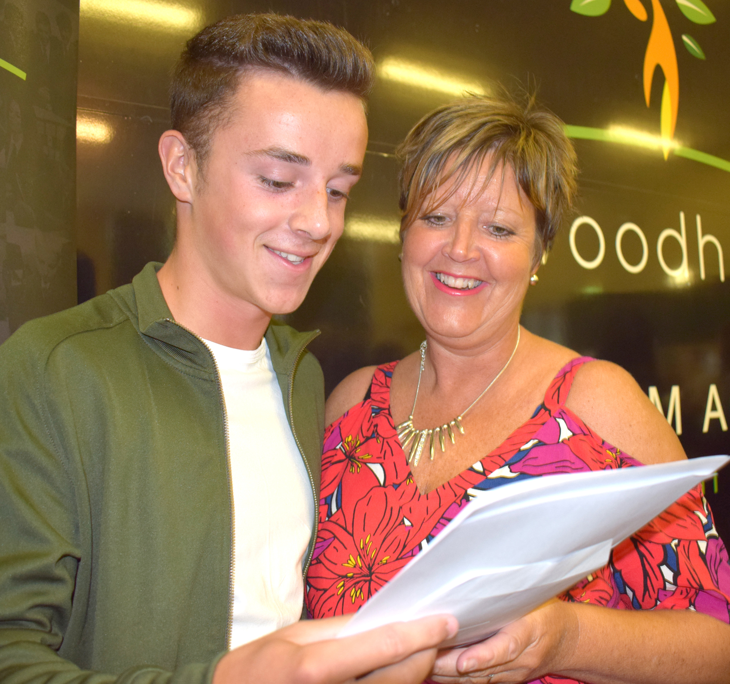 Woodham's Best Ever GCSE Results