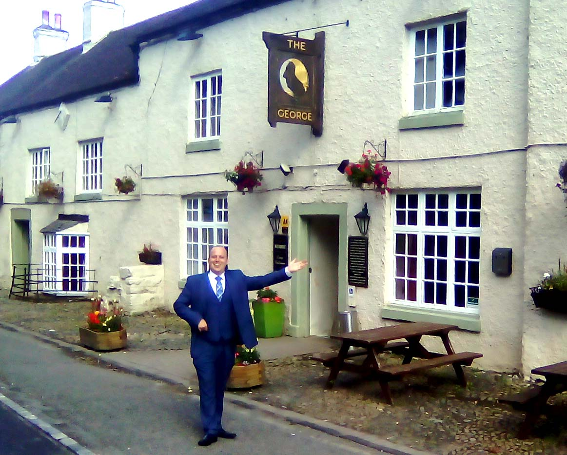 Newtonian Returns to Manage Famous Old Hotel