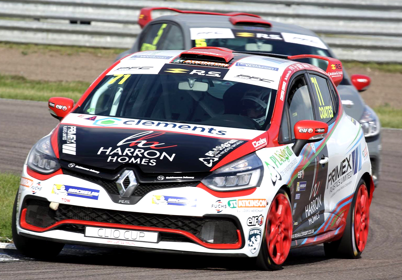 Local Racing Driver Steals the Show