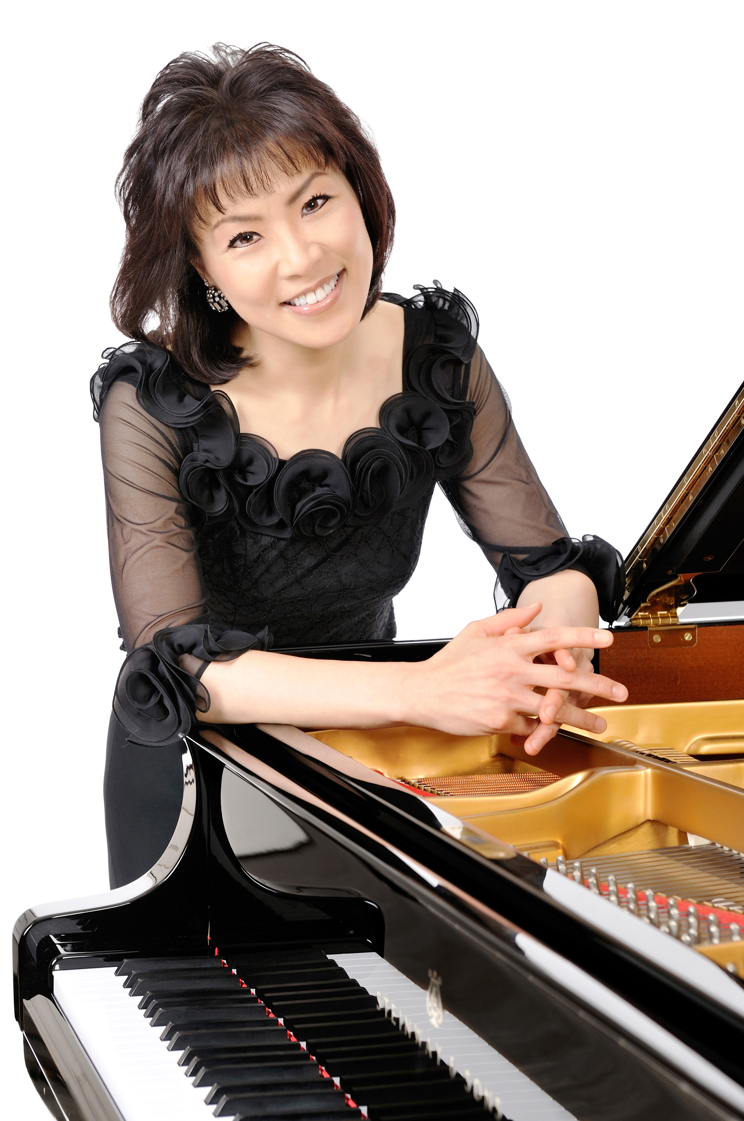 Star Pianist Performs in Bishop Auckland