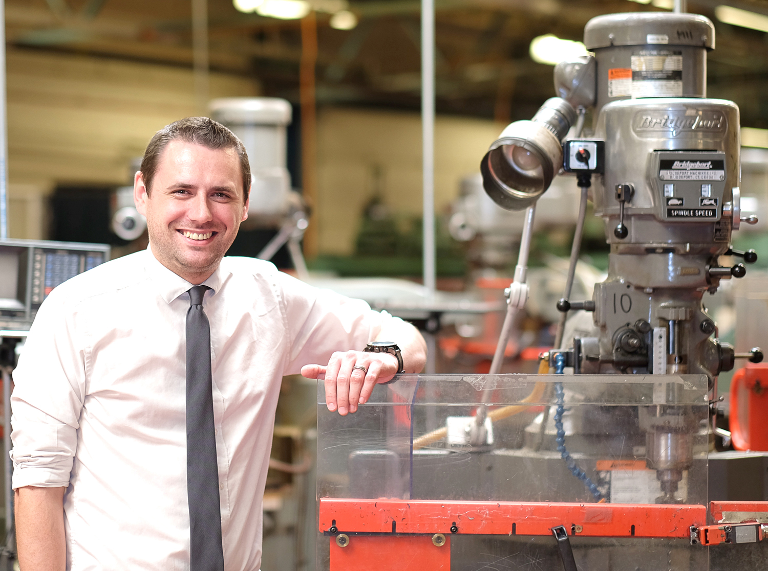 CEO Leaves SW Durham Training For New Challenge
