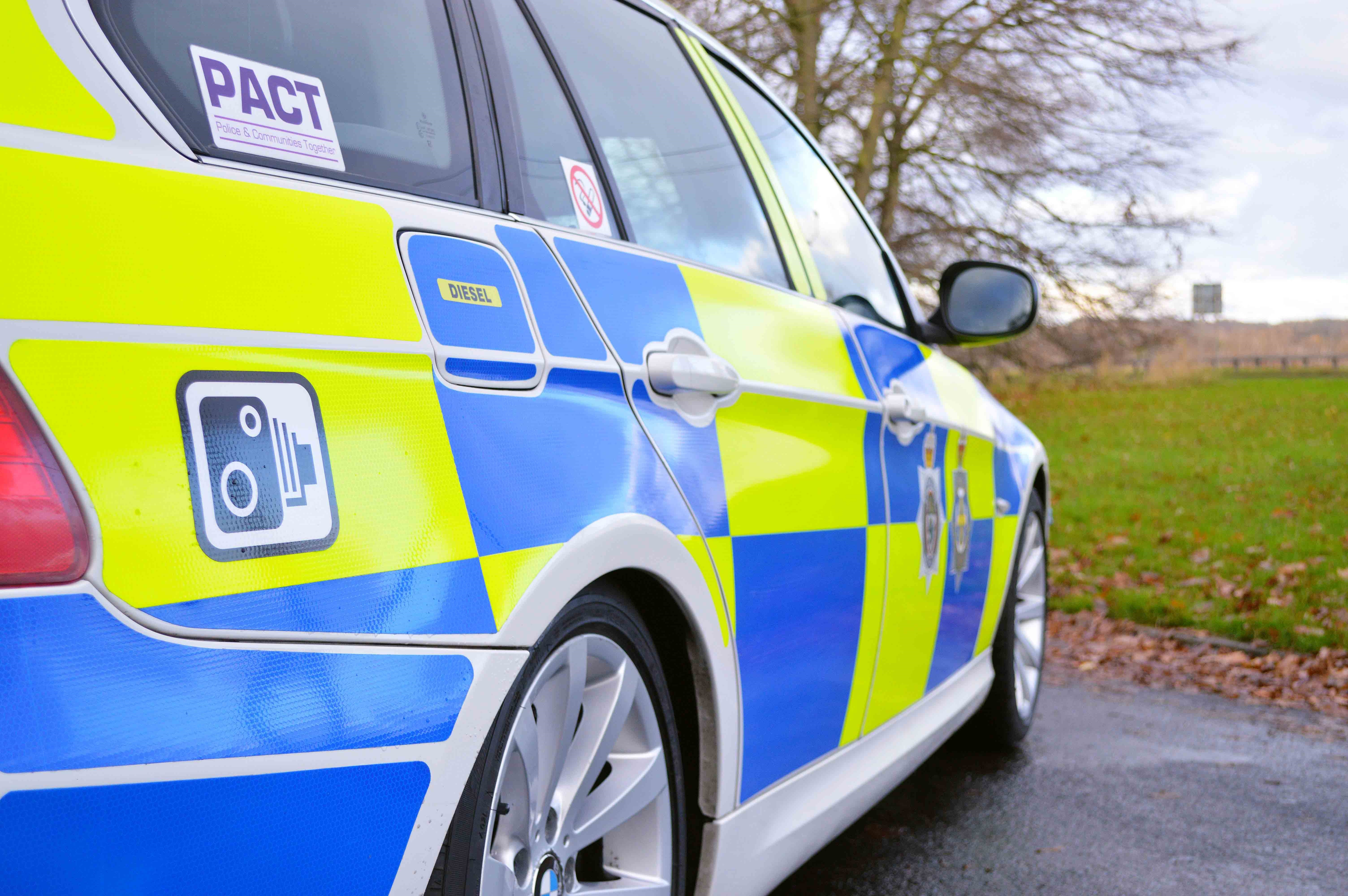 Speeding Targeted Across Two Counties