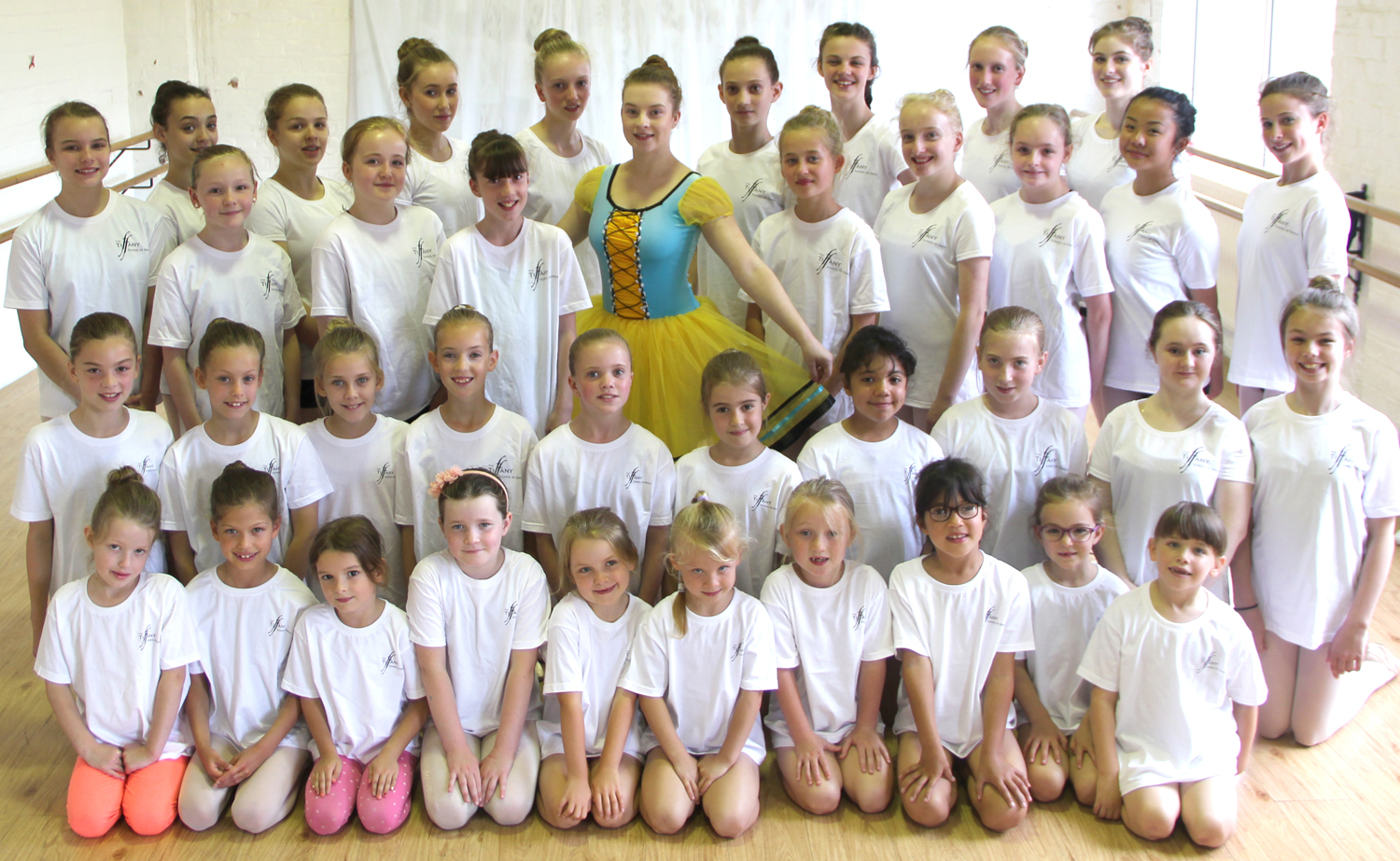 Dance School Supports MRI Scanner Appeal